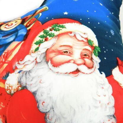 santa stocking detail 2
