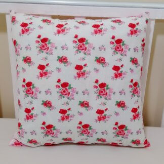 Girls floral cushions