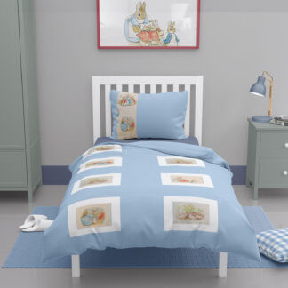 Beatrix Potter toddler duvet set