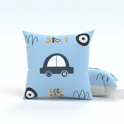 Car themed cushions