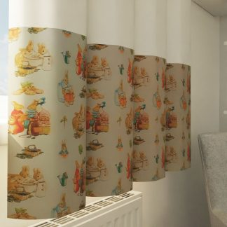 Peter Rabbit curtains