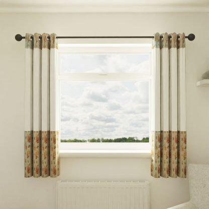 Peter Rabbit nursery curtains